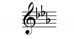 Comment trouver la tonalité d'une partition