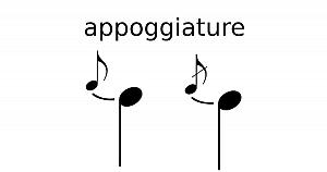 L'appoggiature