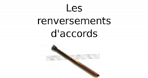 Les renversements d'accords