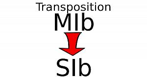 Transposer une partition en MIb pour un instrument en SIb