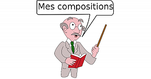 Mes compositions et arrangements