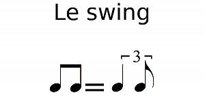 Le swing (jazz)