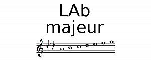 Gamme de Lab Majeur