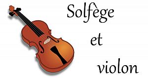 Cours de solfège pour violon