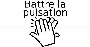 Battre la pulsation