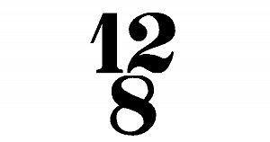 Exemples de mesure à 12/8