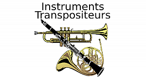 Les instruments transpositeurs