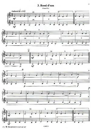 11 petits duos pour saxhorn ou euphonium extrait