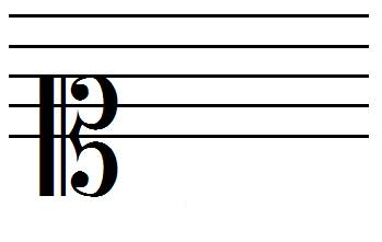clef d'UT 1