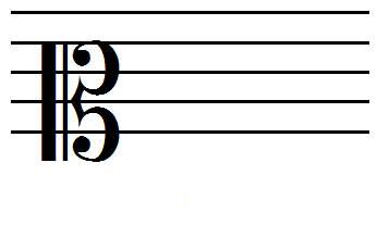clef d'UT 2