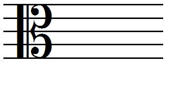 clef d'UT 3