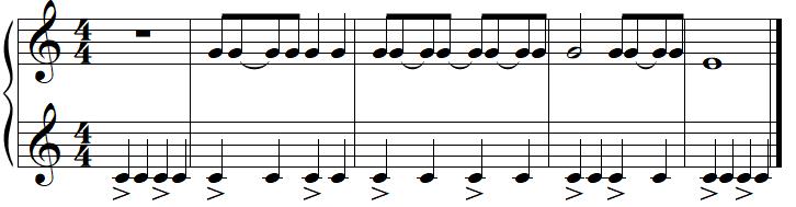 Comment jouer une syncope