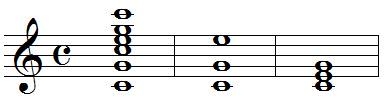 Doublures et octaves