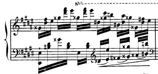 Étude n°10 (12 Études dans tous les tons mineurs Op.39, Charles-Valentin Alkan