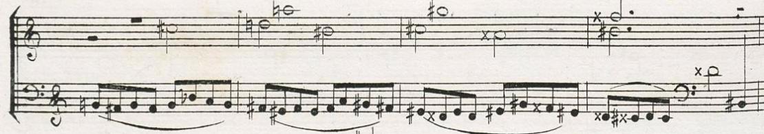Fugue n°34 pour Piano Op.36, Anton Reicha