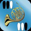 Application android doigtés du cor d'harmonie