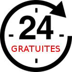 membres du site, 24 heures gratuites