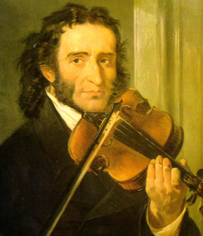 Niccolò Paganini (1782–1840)