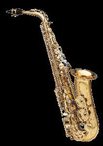 Tessiture du saxophone alto