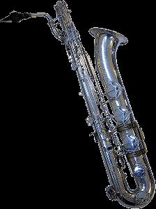 Tessiture du saxophone baryton