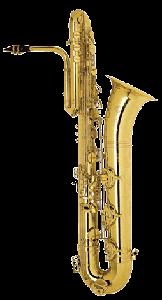 Tessiture du saxophone basse
