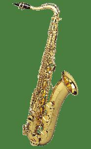 Tessiture du saxophone tenor