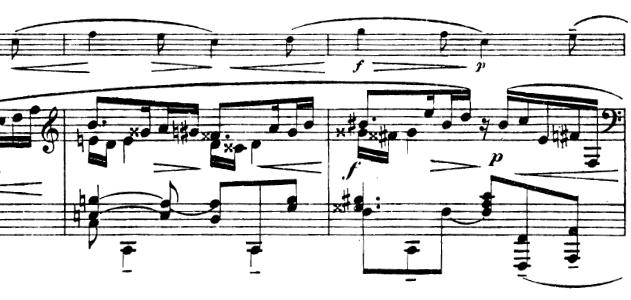 Sonate n°2 pour clarinette en FA dièse mineur Op.49, Max Reger