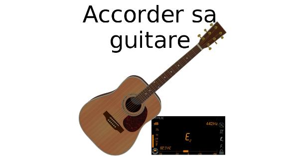 Comment accorder sa guitare - Apprendre le solfège