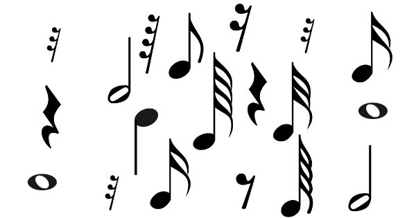 Les durées des sons