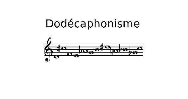 Dodécaphonisme