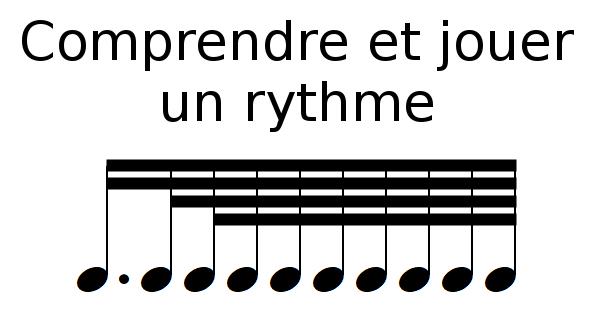 comprendre et jouer un rythme