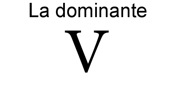 La dominante
